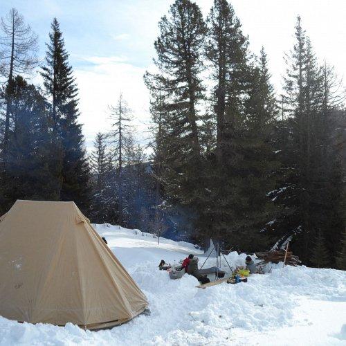 Bild zum Weblog SCOUT Winterlager  im Februar 2019