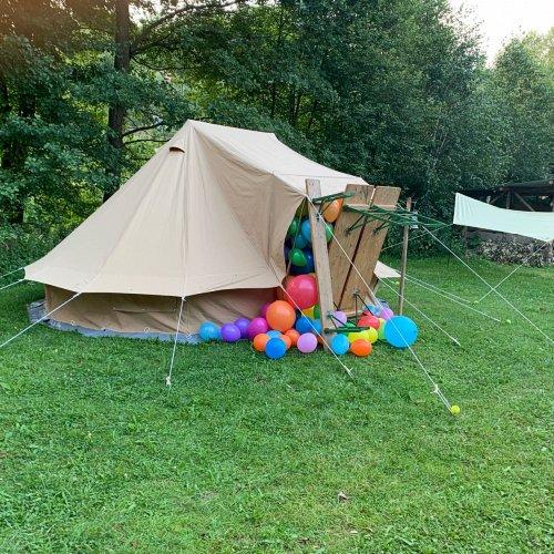 Bild zum Weblog Zeltlager Selker 2019