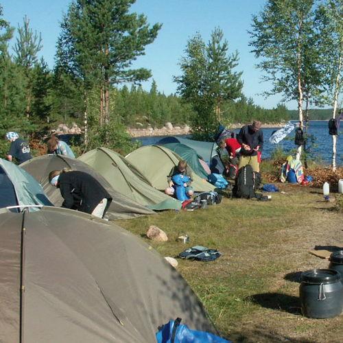Bild zum Weblog 4. Int. Scout-Camporee