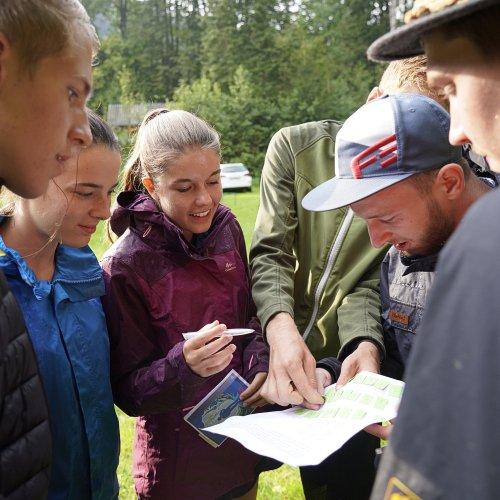 Bild zum Weblog Scout Wochenende