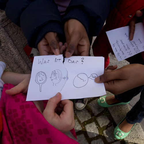 Bild zum Weblog ADWA Salzburg - Orientierung per Waldläuferzeichen