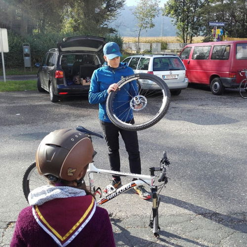 Bild zum Weblog ADWA Klagenfurt - Radl-OL