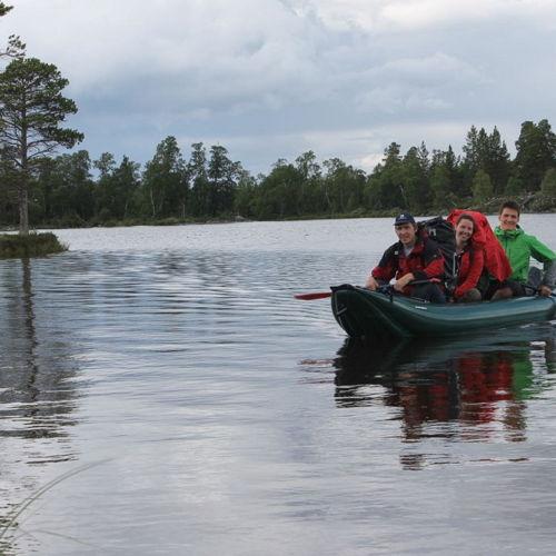 Bild zum Weblog Outdoor Skill Training (OST) - Norwegen