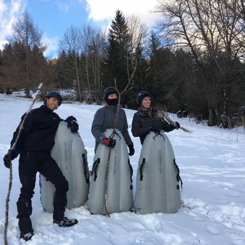 Bild zum Weblog Scout-Wintercamp 09.-11.02.2018